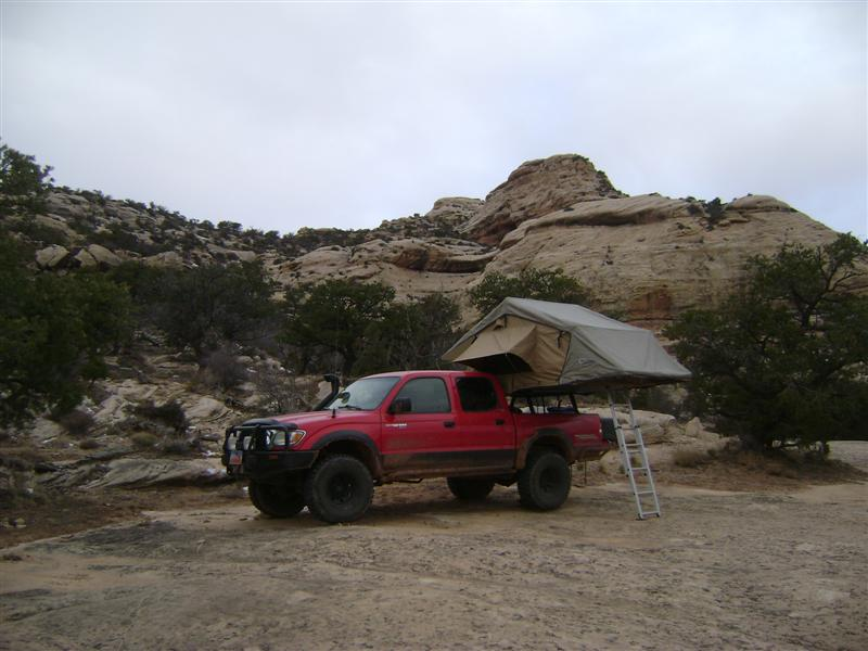 (ARB Simpson III Tent u2013 Beef Basin 2009) & Is a Roof Top Tent (RTT) Right for Me? | Expedition Utah