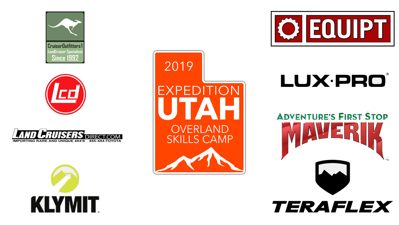 Register for Overland Skills Camp 2019 Here